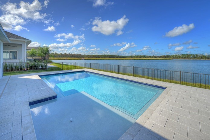 Enjoy Cool Weather from Your Custom New Smyrna Beach Home