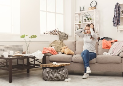 How to Cut Clutter in New Smyrna Beach New Homes