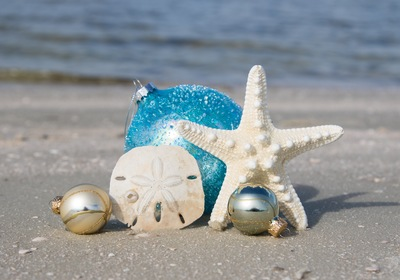 4 Fun Beachy Holiday Décor Ideas for Homes in New Smyrna Beach