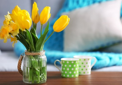 Invite Springtime in Early to Venetian Bay New Homes