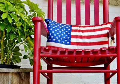 Some Very Red, White, and Blue Decorating Tips for Homes in New Smyrna Beach