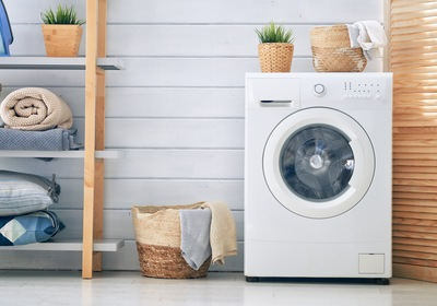 New Smyrna Beach Home Tips: How To Take Your Laundry Room From Bland To Bam!